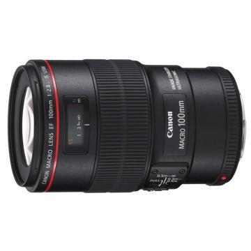 佳能Canon 数码单反镜头,微距镜头 EF 100mm f/2.8L IS USM