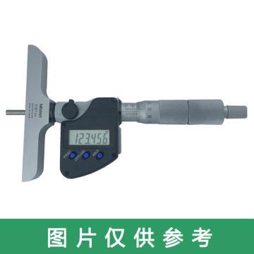 三丰 mitutoyo 深度千分尺,329-251-30(第三方检测)