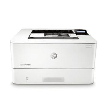 惠普(HP) 黑白激光打印机,A4自动双面打印 有线网络 LaserJet Pro M405系列 M405dn(替代403dn)