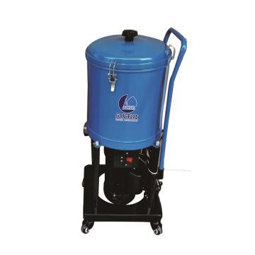 风发科技 电动高压注油机,容量25L油管4米,WFP1500