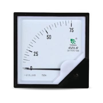 天正TENGEN 6系列电压表,6L2-V 150V