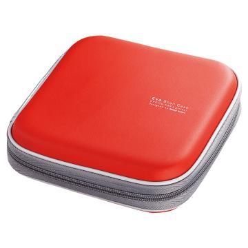 山业SANWA SUPPLY CD/DVD收纳盒 36枚 抗震FCD-SH36R 1个