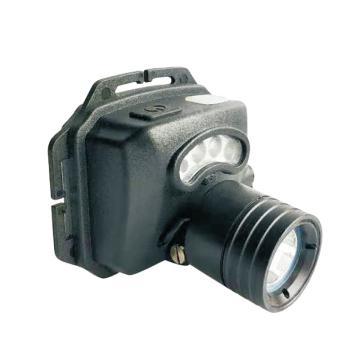 明特佳 防爆感应头灯,BTG7100 功率3W 帽配式 头戴式 通用(含帽带和头带),单位:个