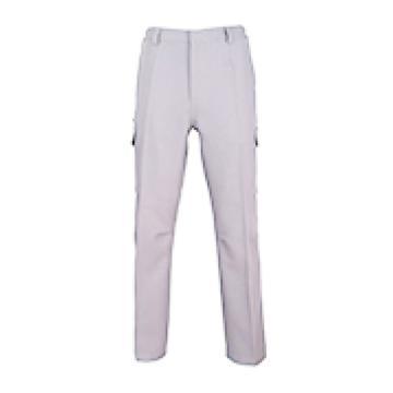 泰普士 94%涤6%棉,易干抗皱工作裤,银灰色,PC19TOJ1811G-L