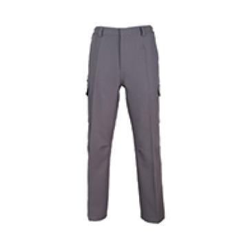 泰普士 94%涤6%棉,易干抗皱工作裤,铁灰色,PC19TOJ1811DG-L