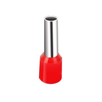 长虹 管型预绝缘端头,E16-12 红色,500只/包