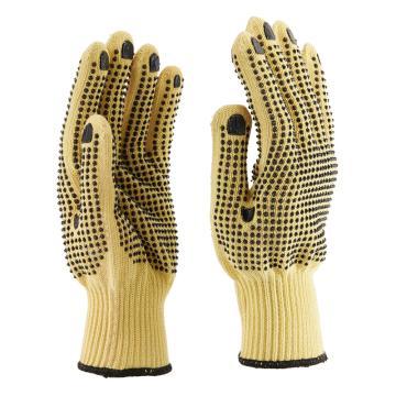 B&Z 防割手套,6307-8,Kevlar点珠耐切割