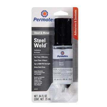 泰扬 钢焊接环氧胶,金属胶,84109,84盎司/支