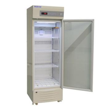 山东博科 医用冷藏箱,2-8℃,单开门,容积:310L,BYC-310