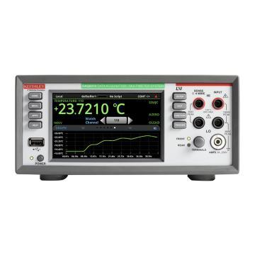 泰克/Tektronix 6½ 位数据采集和记录万用表系统,DAQ6510