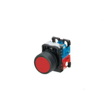 富士电机MARUICHI 钥匙开关,AR22F0R-01R(φ221b红)