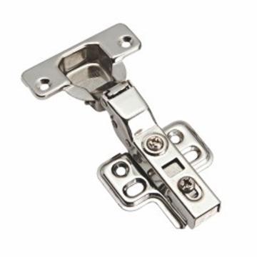 固特 缓冲折装二段力铰链,706,08半盖,铁,自卸