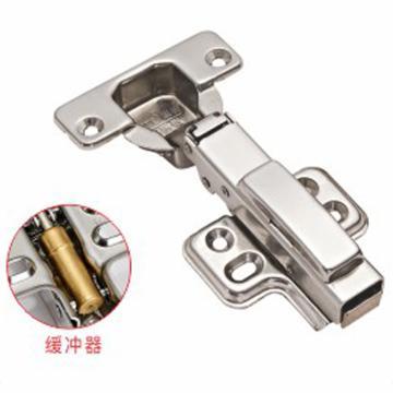 固特 缓冲铰链,302,09全盖,不锈钢,自卸