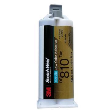 3M 丙烯酸结构胶,Scotch-weld DP810,50ml/组