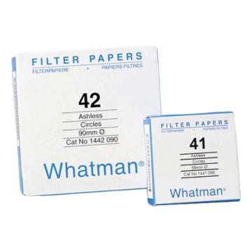 沃特曼 定量滤纸N0.44 圆形 18.5㎝ 1444-185(100张/盒) 2-326-07