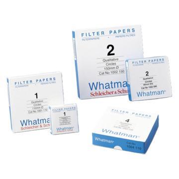 沃特曼 定性滤纸N0.1 圆形 5.5cm 1001-055(100张/盒) 2-317-01