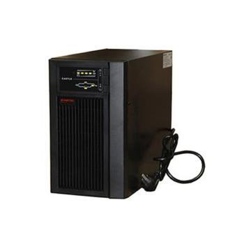 山特 UPS不间断电源,C2KS,需另配外接蓄电池使用