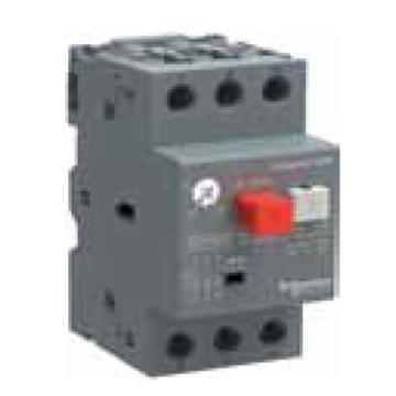 施耐德电气Schneider Electric EasyPact D3N热磁式电动机断路器,整定电流0.63-1.0A,GZ1N05N