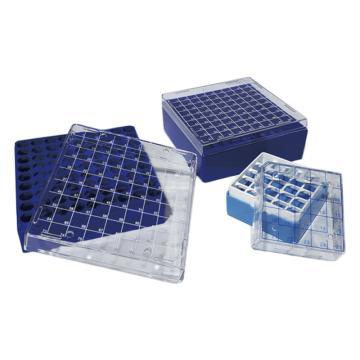 西域推荐 冷冻盒 5×5孔 适用于84004-1714/15/16/17 1箱(5个) CC-5249-01