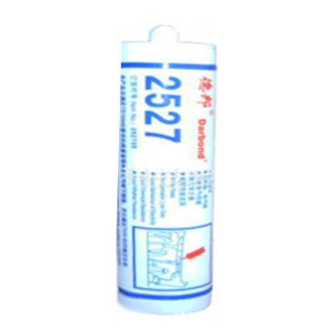 德邦 硅橡胶密封胶,2527,310ml/支