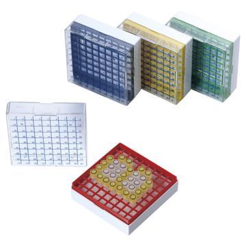 西域推荐 PC冻存盒(5个/包) 925090 CC-3030-03