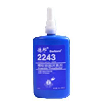 德邦 螺纹锁固厌氧胶,2243,50ml/支