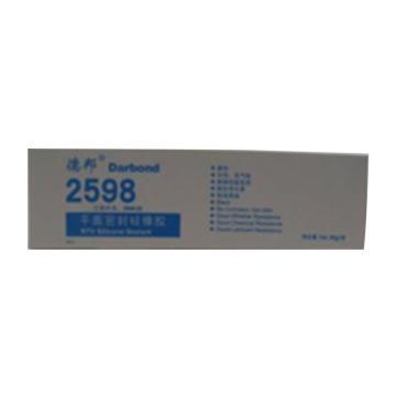 德邦 平面密封硅橡胶,2598,310ml/支