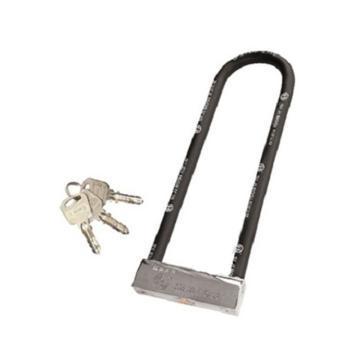波斯BOSI U型摩托车锁,77x295mm,BS531002