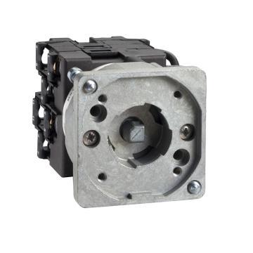 施耐德Schneider 进口 K1K2凸轮开关,凸轮开关基座触点,K1E005NX