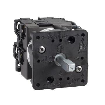 施耐德Schneider 进口 K1K2凸轮开关,凸轮开关基座触点,K1D009BL