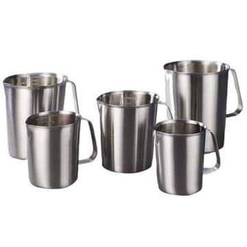 西域推荐 不锈钢量杯 1500ml CC-5090-04