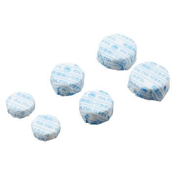 西域推荐 块状干燥剂,干燥剂,尺寸:φ18×10mm,PW1810(100个/袋),3-5149-02