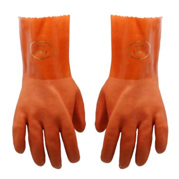 东亚 PVC浸塑手套,880