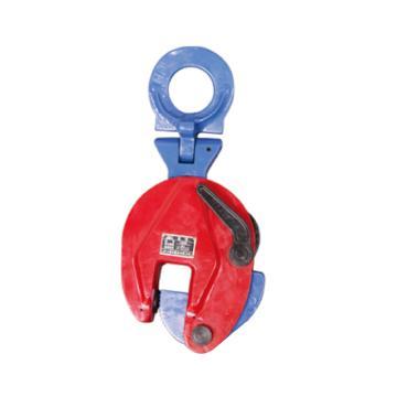 巨力 竖吊钢板起重钳,额定载荷(t):3 适用钢板厚度(mm):5~30,DSQ3