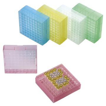 西域推荐 PP冻存盒(5个/包) 90-9081 CC-3031-01