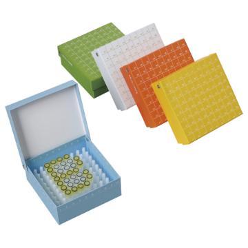 西域推荐 纸制冷冻盒(5个/包) 628190 CC-3029-01