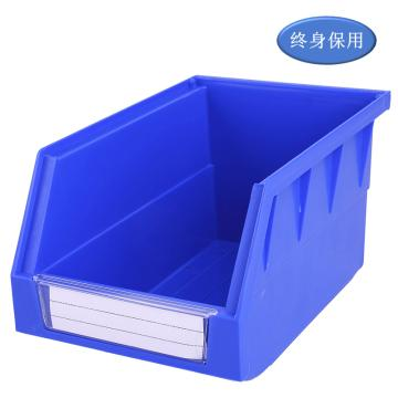 Raxwell 背挂零件盒 物料盒,外尺寸规格D*W*H(mm):220×140×125,全新料,蓝色,单位:个