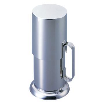 西域推荐 高压灭菌罐(立式),不锈钢材质,内部尺寸:φ90×210mm,HMK80180N(1个),2-6390-11