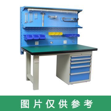 好适 重型工作台,台面尺寸:1200*600*50mm承重:200kg,JR-018-1200 不含安装费