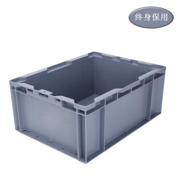 Raxwell HP系列灰色周转箱HP3B 尺寸(mm):外:365*275*160/内:325*235*140