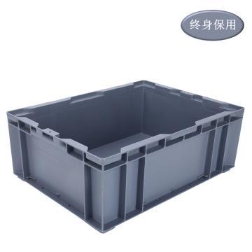 Raxwell HP系列灰色周转箱HP4B 尺寸(mm):外:435*325*160/内:390*280*140