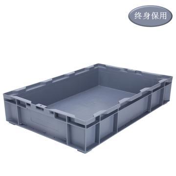 Raxwell HP系列灰色周转箱HP5A 尺寸(mm):外:550*365*110/内:505*320*90