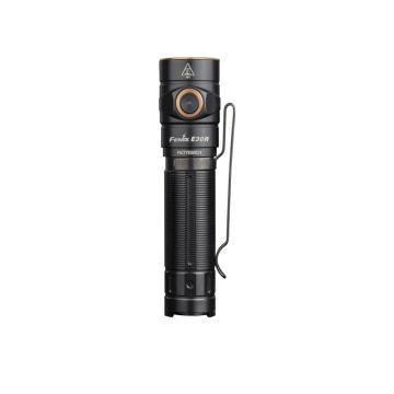 Fenix E30R高亮远射强光手电筒1600流明USB充电(含3500毫安电池和充电线),单位:个