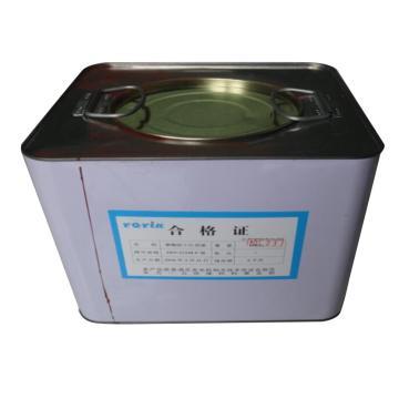 东方一力 聚酯晾干红瓷漆,DECJ1348,10KG/套