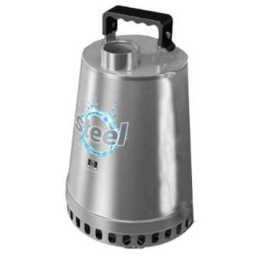 泽尼特/Zenit 不锈钢304潜水排污泵,DR-STEEL 75 M5 0 TC1N2300NN,230V,DN40,螺纹连接,无浮球