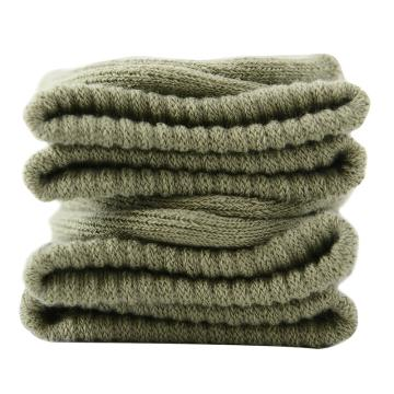 美看 男士毛圈袜,MK1225男-绿灰,纯色,1双
