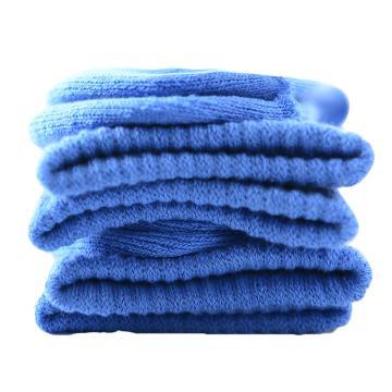 美看 男士毛圈袜,MK1225男-天空蓝,纯色,1双