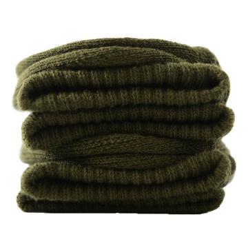 美看 女士毛圈袜,MK1225女-军绿,纯色,1双