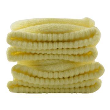 美看 女士毛圈袜,MK1225女-嫩黄,纯色,1双