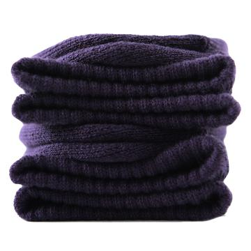 美看 女士毛圈袜,MK1225女-蓝莓,纯色,1双